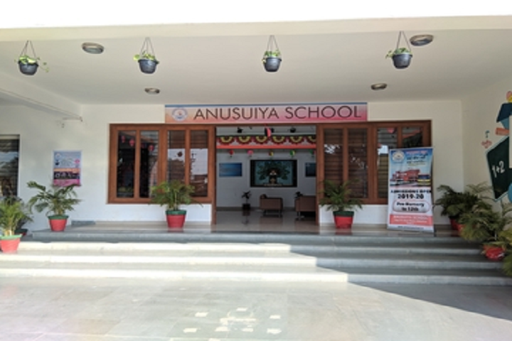Anusuiya School-Campus-Entrance