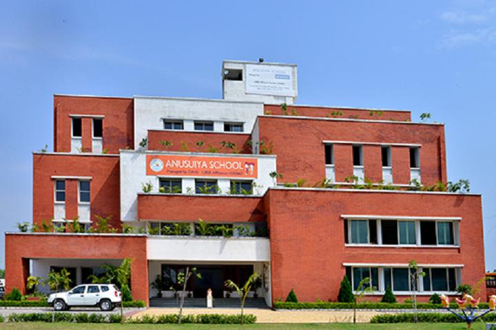 Anusuiya School-Campus