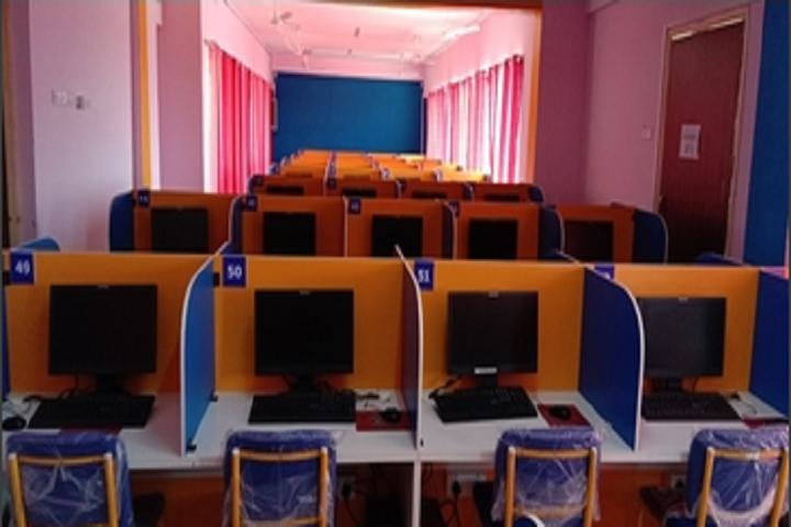Anusuiya School-Computer Lab