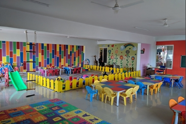 Anusuiya School-Play Room
