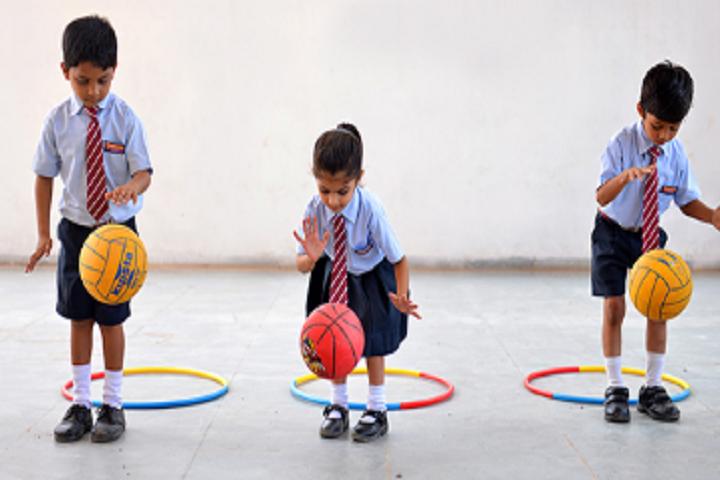 Anusuiya School-Sports