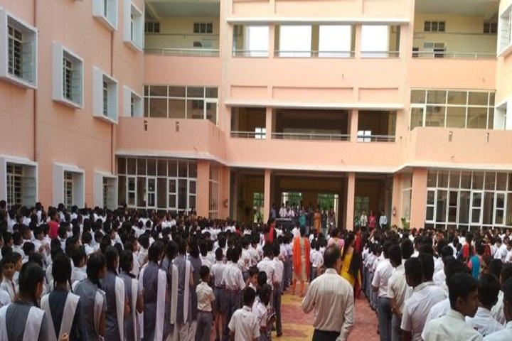 Army Public School-Morning Assembly