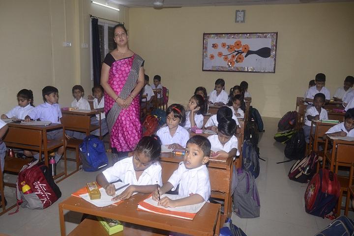 Army Public School Gwalior-Classroom