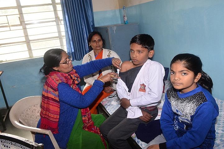 Army Public School Gwalior-Health And Medical Checkup