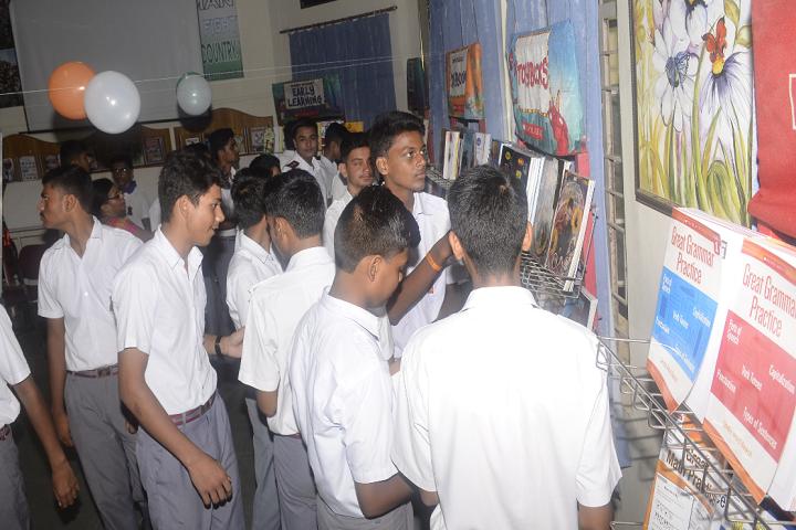 Army Public School Gwalior-Scholestic Book Fair