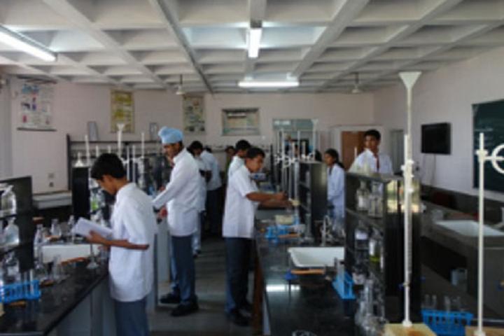 Army Public School Shivaji Nagar-Chemistry Lab