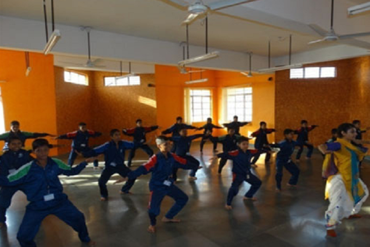Army Public School Shivaji Nagar-Dance Room