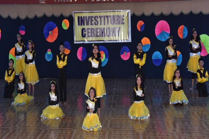 Army Public School Shivaji Nagar-Dance