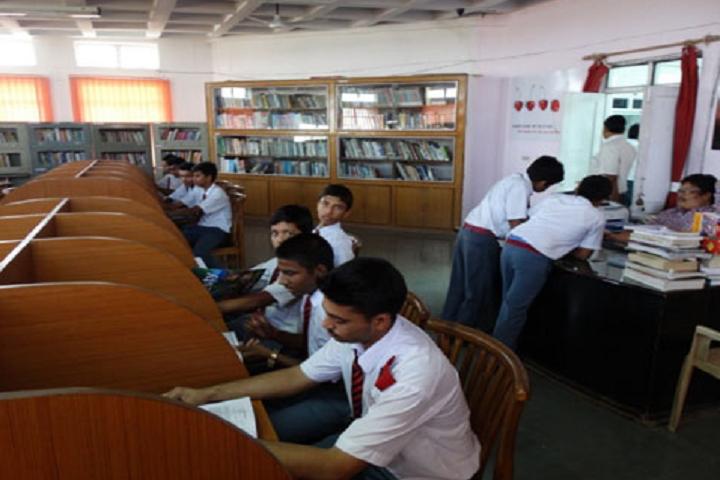 Army Public School Shivaji Nagar-Library