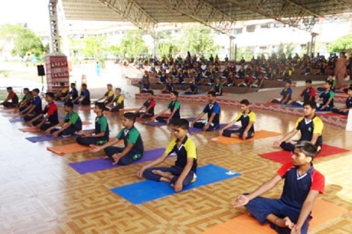 Army Public School Shivaji Nagar-Yoga