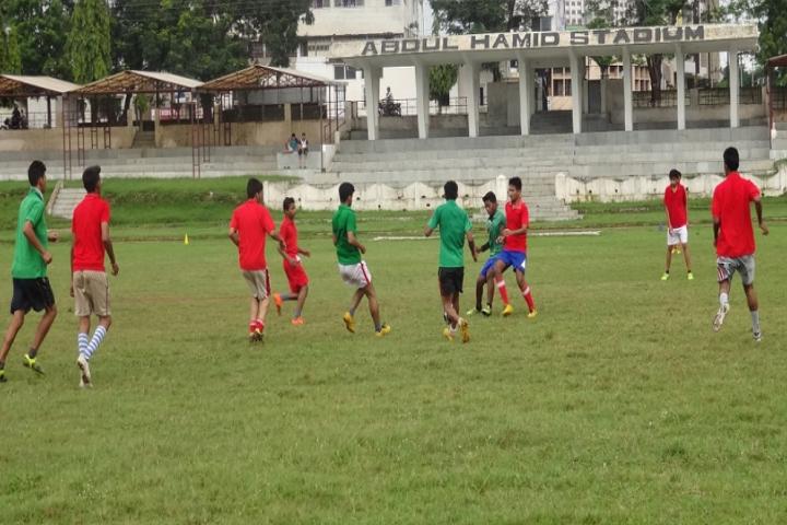Army Public School No1-Sports