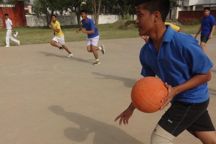 Army Public School No1-Sports Football