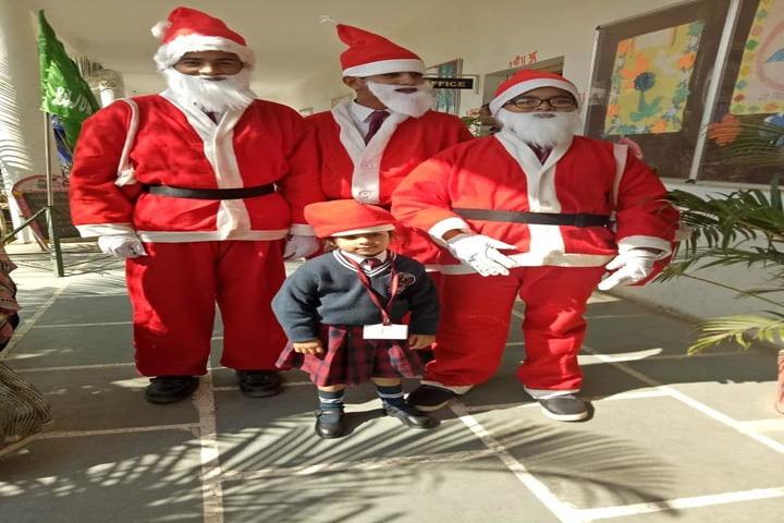 Arwachin India School-Christmas Celebrations