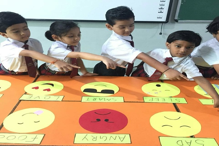 Arwachin India School-Classroom Activity