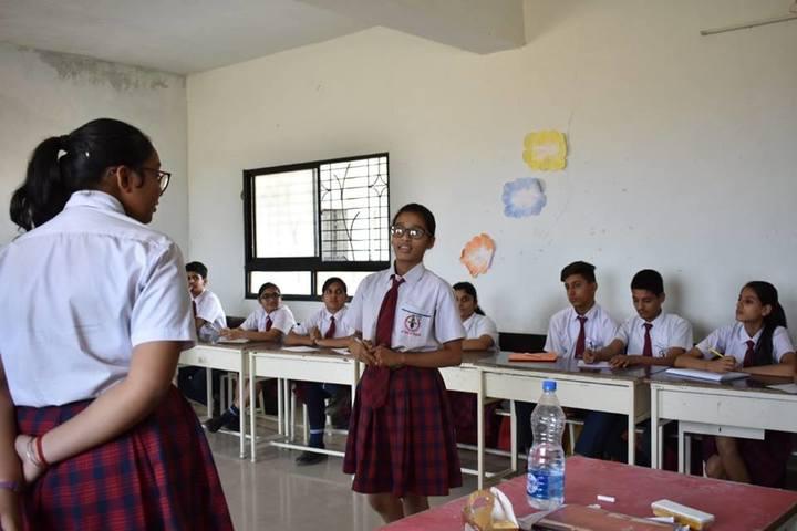 Arwachin India School-Debate Competition