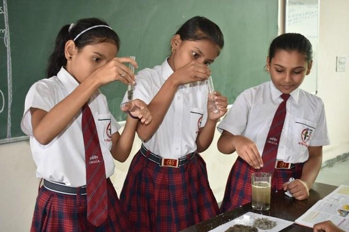 Arwachin India School-Lab