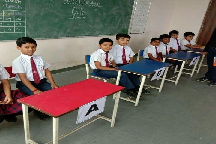 Arwachin India School-Quiz Competition
