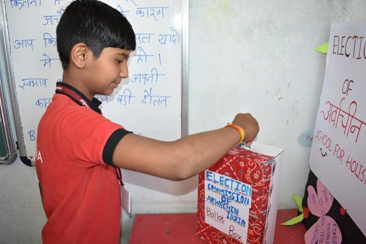 Arwachin India School-School Election