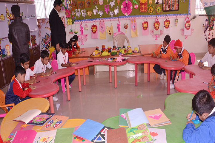 Aryan School Of Sanskar-Art And Drawing Room