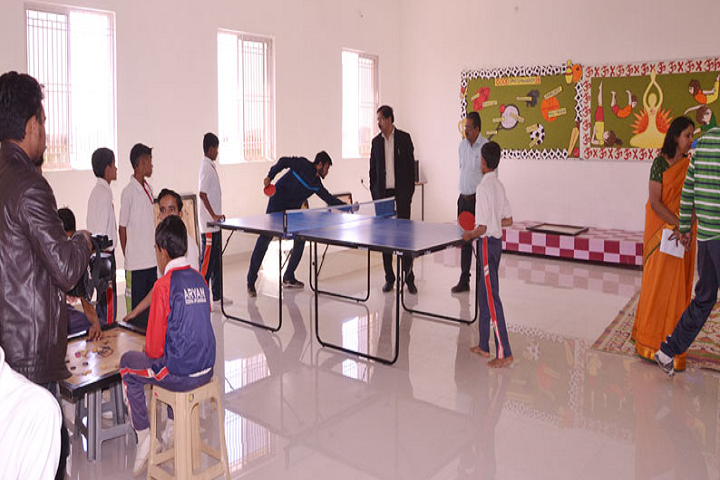 Aryan School Of Sanskar-Indoor Games