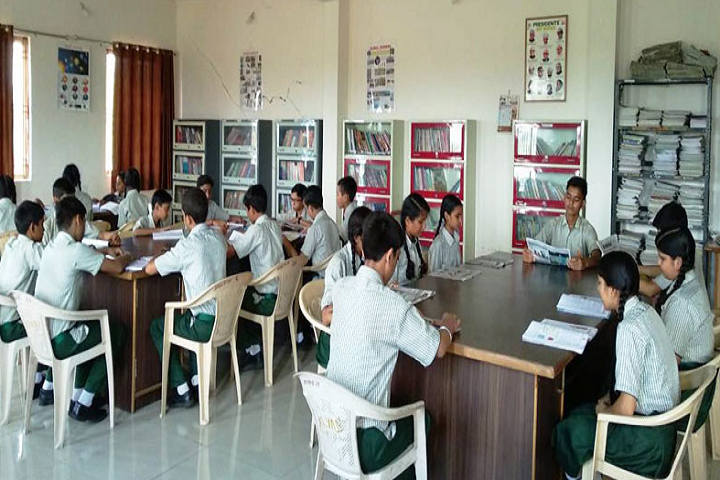 Aryan School Of Sanskar-Library