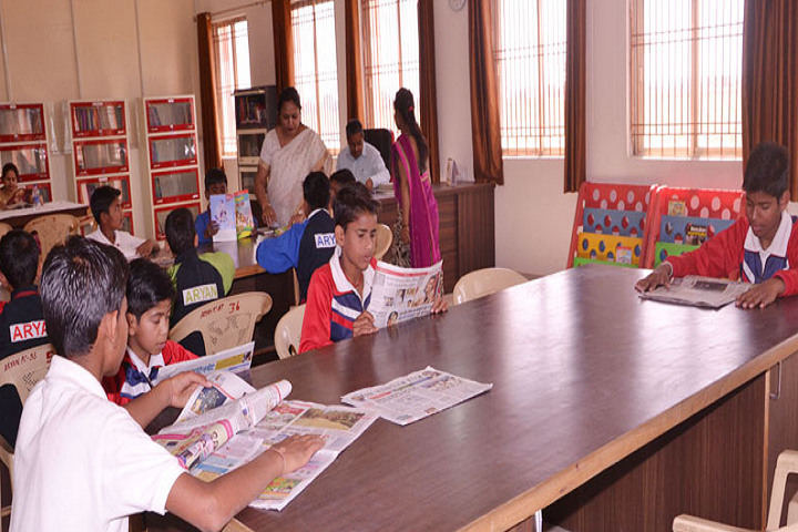 Aryan School Of Sanskar-Multimedia Centre
