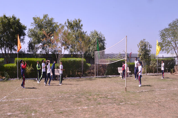 Aryan School Of Sanskar-Outdoor Sports