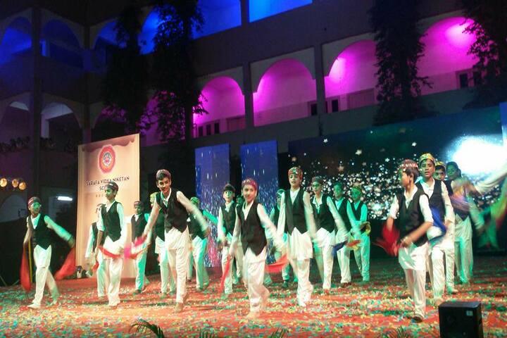 Asashas Sarafa Vidya Niketan Higher Secondary School-Annual Day