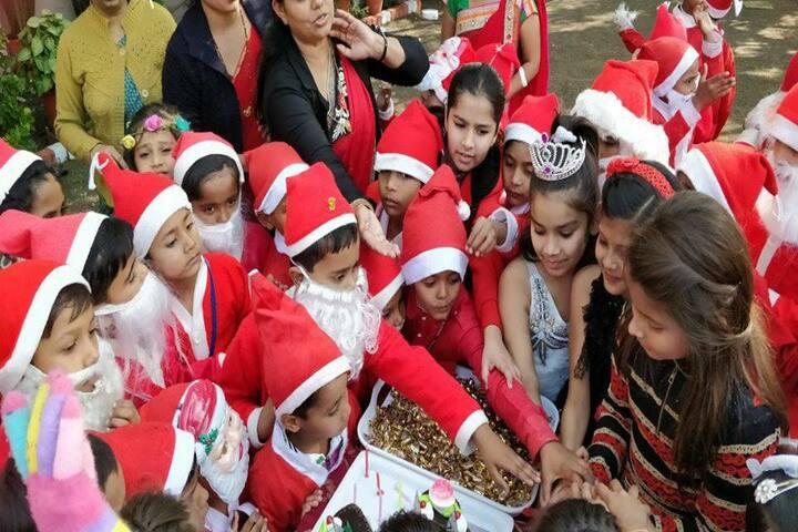 Asashas Sarafa Vidya Niketan Higher Secondary School-Christmas Celebrations