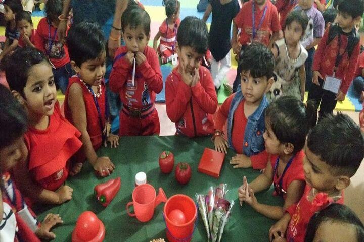 Asashas Sarafa Vidya Niketan Higher Secondary School-Classroom Activity