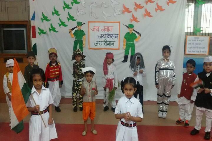 Asashas Sarafa Vidya Niketan Higher Secondary School-Independence Day