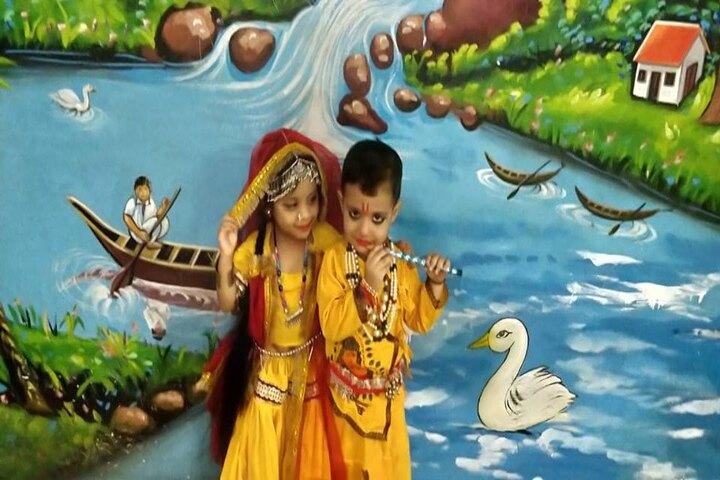 Asashas Sarafa Vidya Niketan Higher Secondary School-Krishnastami Celebrations