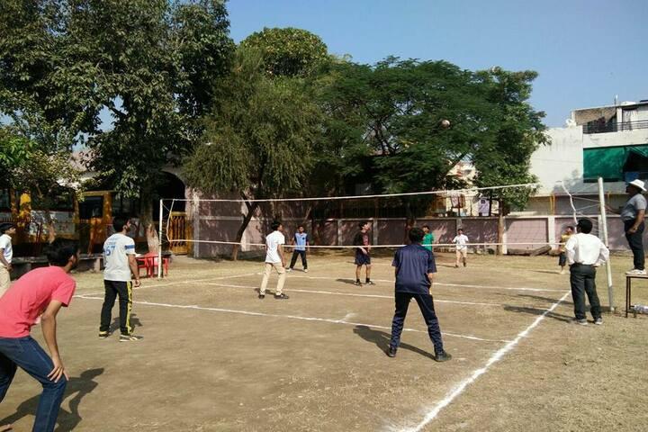 Asashas Sarafa Vidya Niketan Higher Secondary School-Play Ground