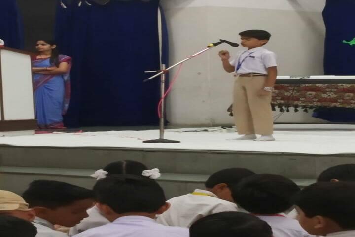 Asashas Sarafa Vidya Niketan Higher Secondary School-Recitation