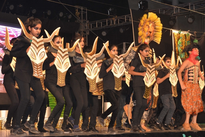 Ashoka Hall Junior High School-Annual Day