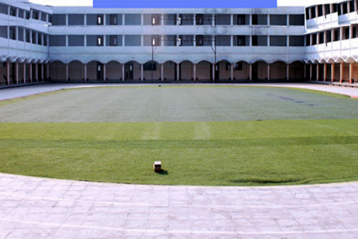 Ashoka Hall Junior High School-Campus