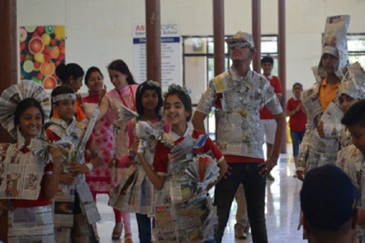 Asia Pacific International School-Activity