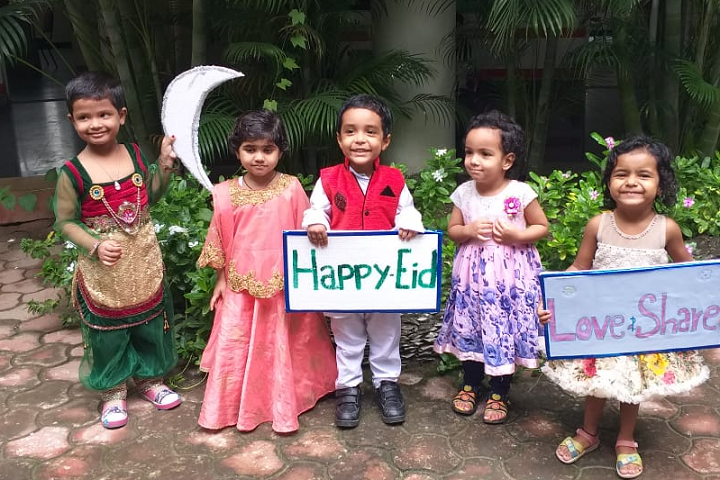 Asia Pacific International School-Eid Celebration