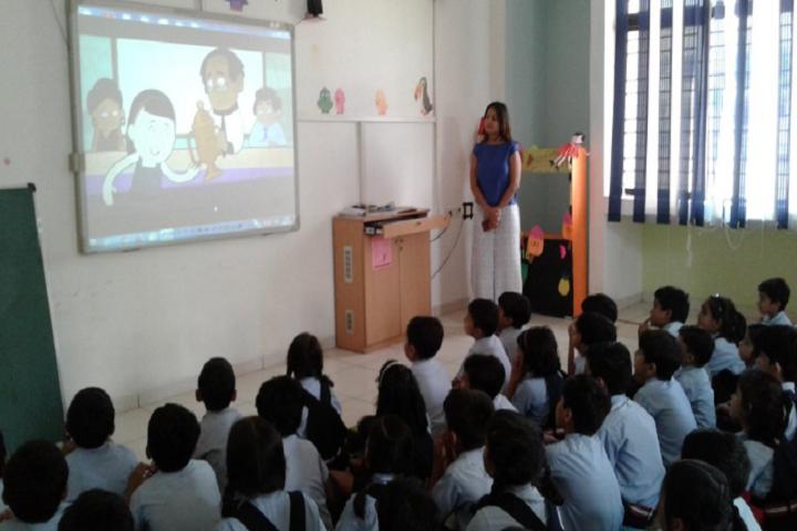 Asnani School-Classroom