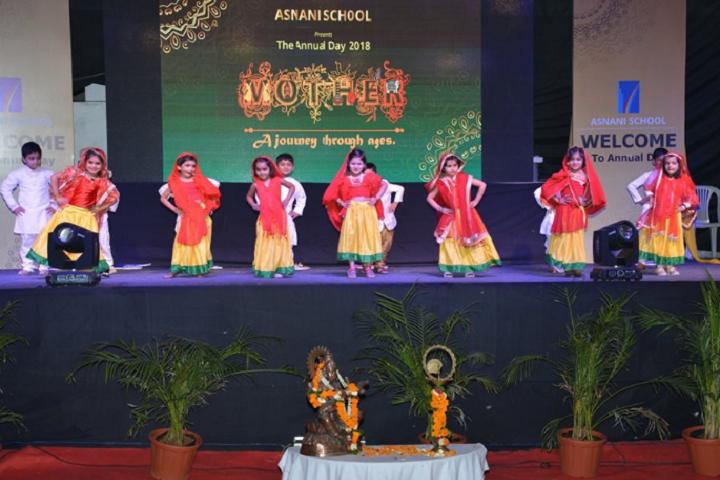 Asnani School-Dance