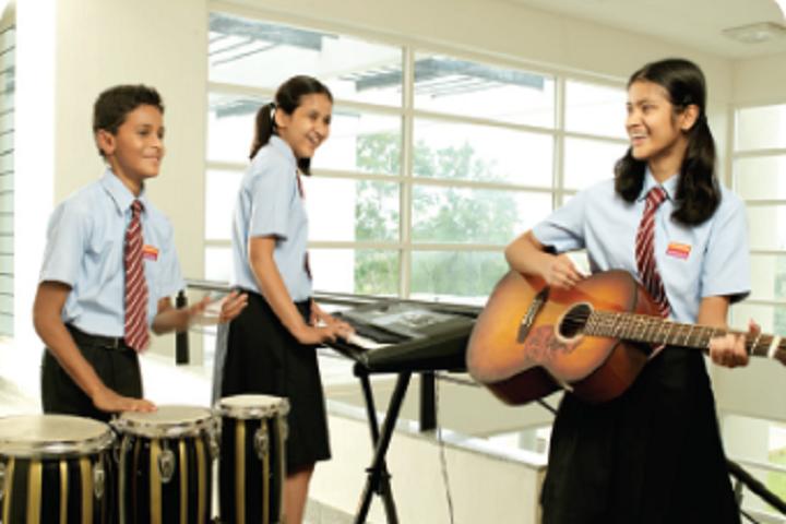 Asnani School-Music Room