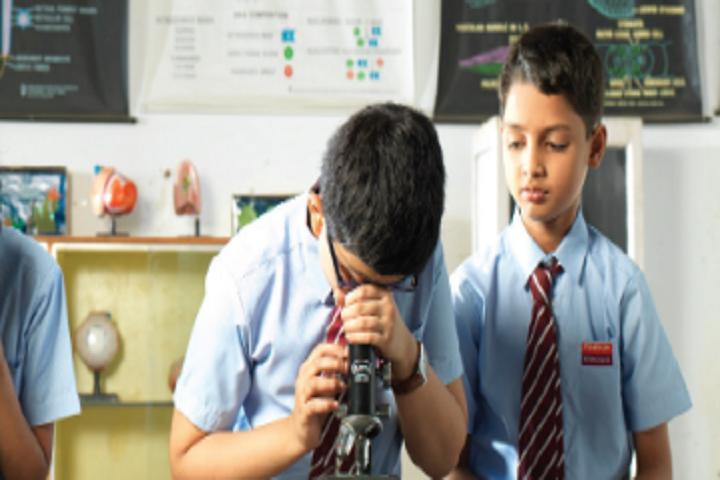 Asnani School-Science Lab