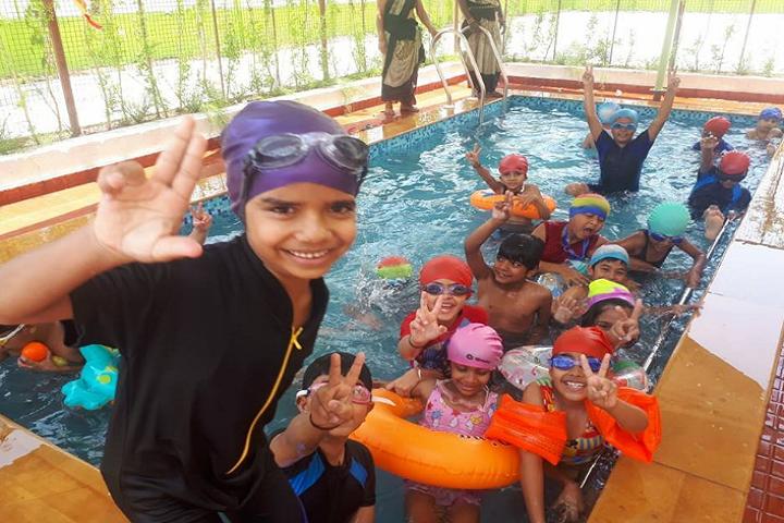 Asnani School-Swimming Pool