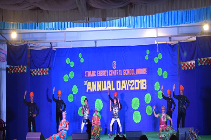 Atomic Energy Central School-Dance