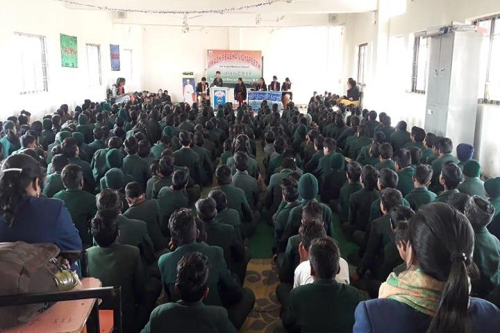 Awadh Prabha Vidya Peeth An English Medium School-Morning Assembly