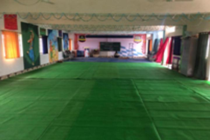 Awadh Prabha Vidya Peeth An English Medium School-Auditorium