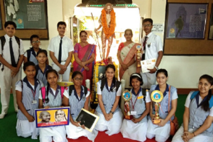 B H E L Vikram Higher Secondary School-Annual Prize Distribution