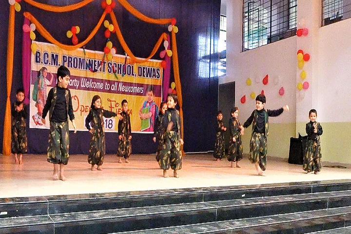BCM Prominent School-Event