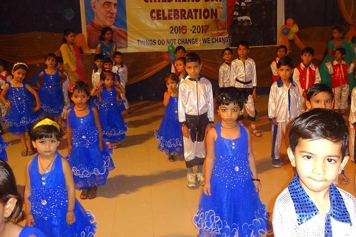 BCM Prominent School-Dance