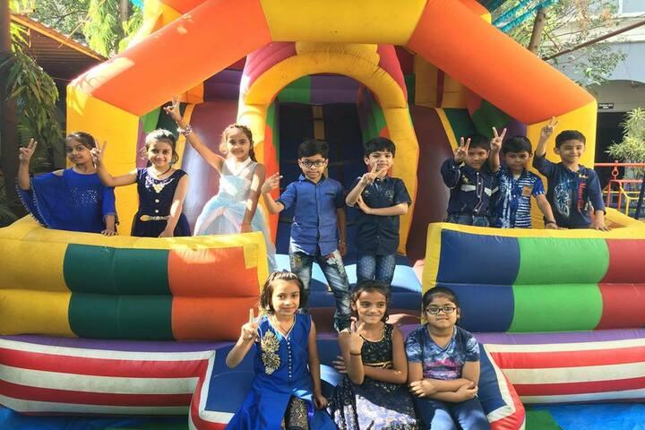 B P Children Public School-School Picnic
